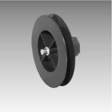Steckgurtscheibe für Achtkant-Stahlwelle 40 VE: 10 Stück