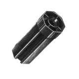 Walzenkapsel K für Mini-Stahlwelle 40, 80 mm lang VE: 10 Stück